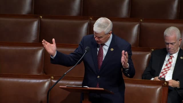 Arkansas Congressman Steve Womack argues against a fiscal 2018 budget alternative put forward by the Democratic caucus accusing Democrats of driving...