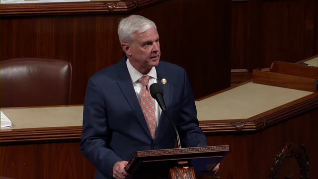 arkansas congressman steve womack opposes impeaching president donald trump because history books would tell of the day when purely partisan efforts... - partisan politics stock videos & royalty-free footage