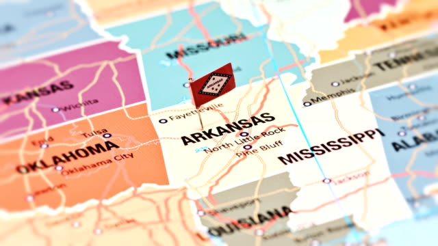 arkansas from usa states - arkansas stock videos & royalty-free footage