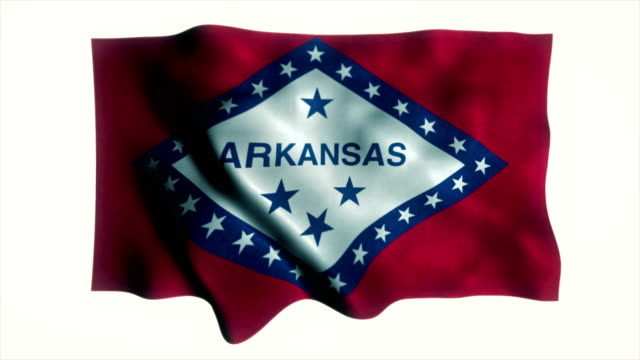 arkansas from usa states - country geographic area stock videos & royalty-free footage
