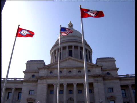 Arkansas State Capitol Building Little Rock Arkansas