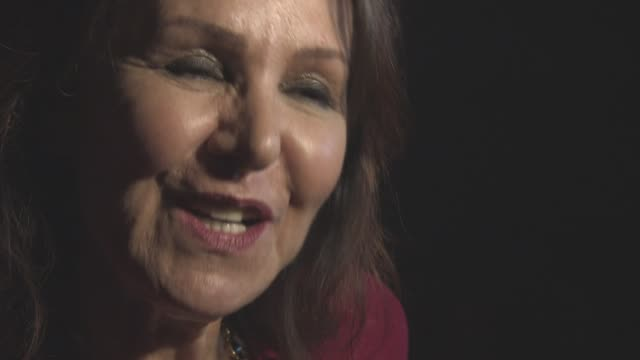 arlene phillips at 42nd street opening night after party on april 04 2017 in london england - 42nd street stock videos & royalty-free footage