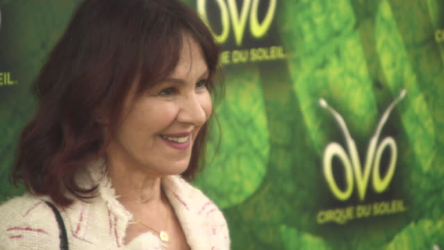 Arlene Phillips at 'Ovo Cirque Du Soleil' UK Premiere on January 10 2018 in London England