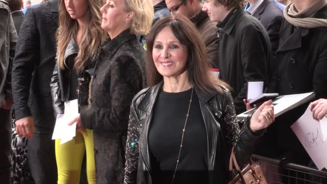 arlene phillips at we will rock you - 10 year anniversary celebration at dominion theatre on may 14, 2012 in london, england - the dominion theatre stock videos & royalty-free footage