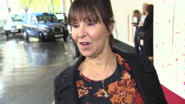 INTERVIEW Arlene Phillips on how much is left to be done for equality and inequality on Strictly at Women of the Year Lunch and Awards at...