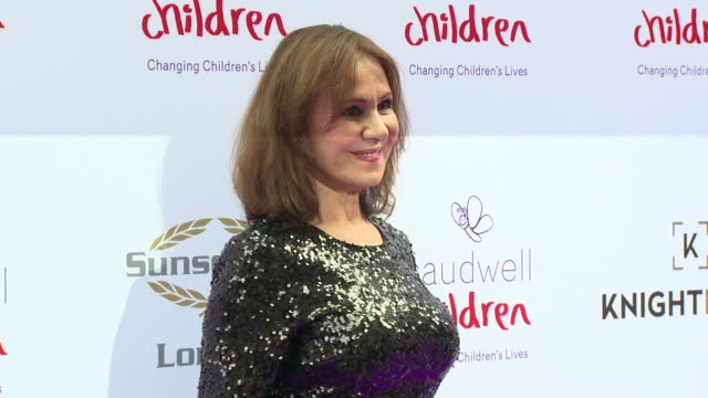 Arlene Phillips on June 22 2016 in London England