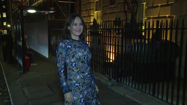 Arlene Phillips on November 01 2016 in London England