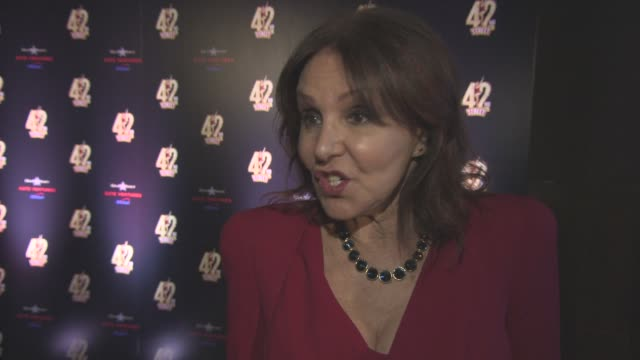INTERVIEW Arlene Phillips on the show the tap dancing the sound of the show Sheena Easton voice tap shows old fashion shows loads of cast on the...