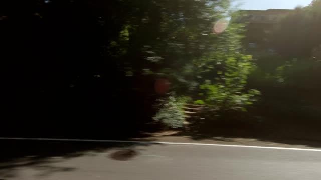 arlington heights xxviii synchronisierte serie linke ansicht fahrprozessplatte - portland oregon stock-videos und b-roll-filmmaterial