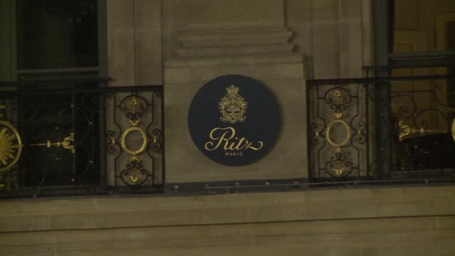 Armed robbers made off with millions of euros worth of jewellery after smashing the windows of the world famous Ritz hotel in Paris on Wednesday...