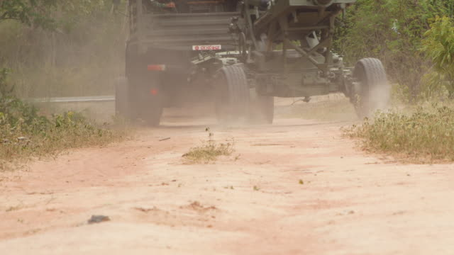 armored military convoy - convoy trucks stock videos and b-roll footage