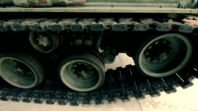 armored vehicle - armored tank stock videos & royalty-free footage