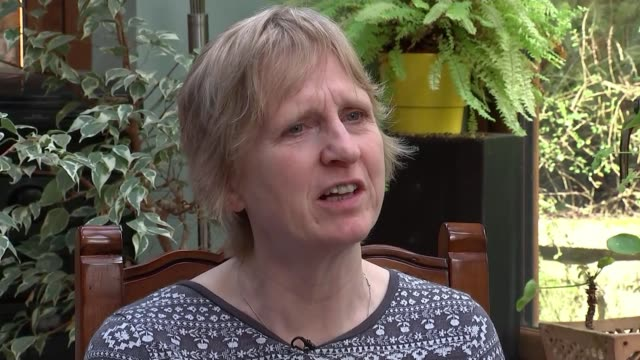 Army accused of a series of failings in preventing the murder of Alice Ruggles ENGLAND Leicestershire INT Sue Hills interview SOT