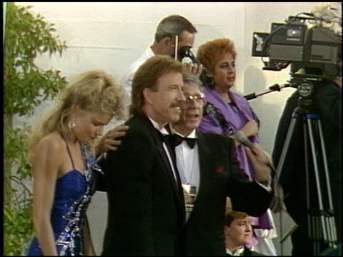 army archerd at the 1991 academy awards at the shrine auditorium in los angeles, california on march 25, 1991. - shrine auditorium stock videos & royalty-free footage