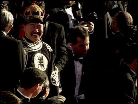 Army Archerd at the 2000 Academy Awards at the Shrine Auditorium in Los Angeles California on March 26 2000