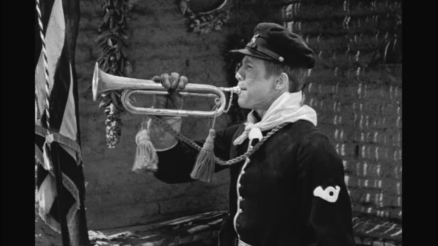 US Army Bugler