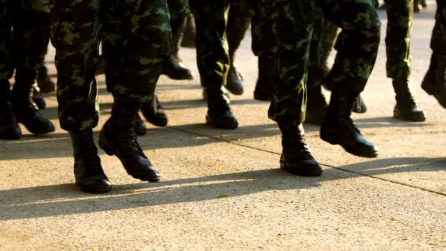 Desfile del ejército de tierra