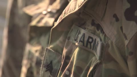 us army soldier uniform - army stock videos & royalty-free footage