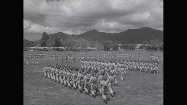 ws army soldiers marching on ground / united states - provincial reconstruction team stock videos & royalty-free footage