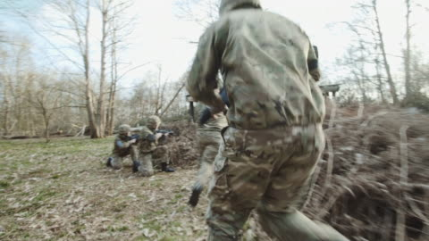 army soldiers storm house to free hostage - army stock videos & royalty-free footage