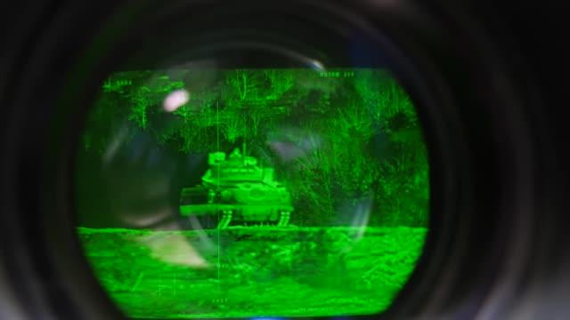 us army soldiers with company b 1st battalion 18th infantry regiment conduct live fire training in bradley tanks at novo selo training area bulgaria... - luftvärn bildbanksvideor och videomaterial från bakom kulisserna