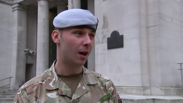 Army targets Millennials with new recruitment campaign ENGLAND EXT Corporal Joseph Nevitt interview SOT