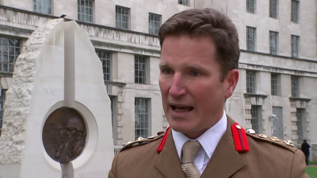 Army targets Millennials with new recruitment campaign ENGLAND EXT Colonel Ben Wilde interview SOT