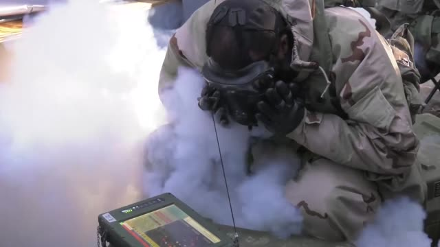 us army test command are responsible for testing and determining whether new and modernized equipment and systems are suitable effective and... - munition stock-videos und b-roll-filmmaterial