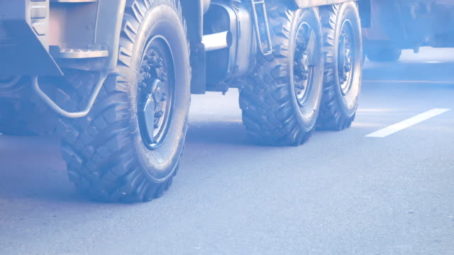 army trucks - army stock videos & royalty-free footage