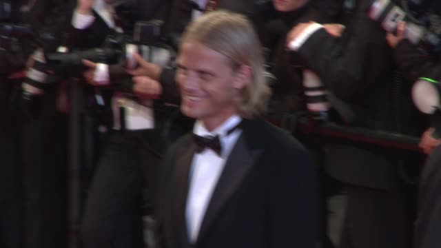 Arnaud Lemaire at the Cannes Film Festival 2009 Agora And Czar Steps at Cannes