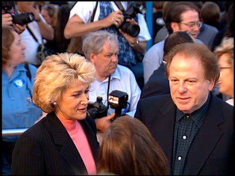 arnold kopelson at the 'twister' premiere on may 8 1996 - twister 1996 film stock videos and b-roll footage