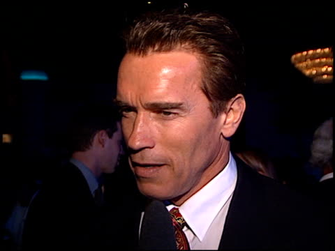 Arnold Schwarzenegger at the Carnegie Mellon An Evening for the Purnell Center for the Arts at the Beverly Hilton in Beverly Hills California on...
