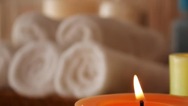 Aromatherapie kaarsen voor ontspanning
