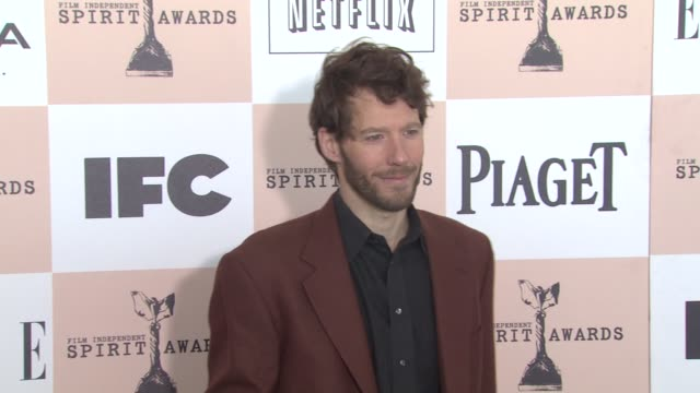 aron ralston at the 2011 independent spirit awards arrivals part 2 at santa monica ca - independent feature project stock videos & royalty-free footage
