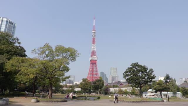 Around Tokyo Tower