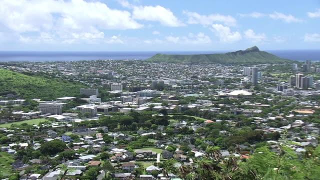 Around University Of Hawaii At Manoa, HI, USA