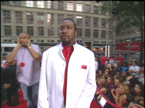 odb arriving to the 2003 mtv video music awards red carpet - 2003年点の映像素材/bロール