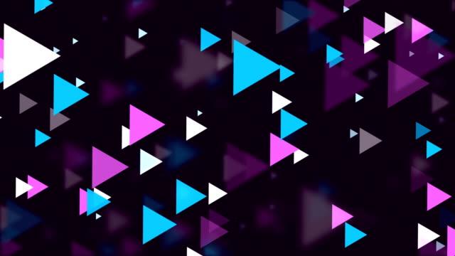 4k pfeil hintergrund (endlos wiederholbar) - arrow symbol stock-videos und b-roll-filmmaterial