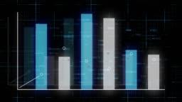 Arrow movement on the chart