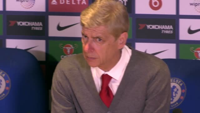Arsenal ended a fivematch losing streak at Stamford Bridge in an entertaining draw with Premier League champions Chelsea Manager Arsene Wenger spoke...