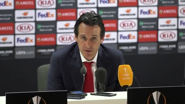 Arsenal head coach Unai Emery insists winning the Europa League is more than just qualifying for the Champions League as he targets a trophy during...