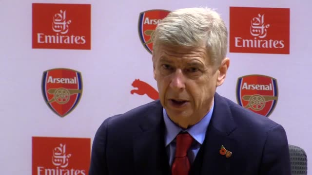 Arsenal manager Arsene Wenger previews his side's Premier League clash with Swansea The match takes place on Saturday at the Emirates Stadium