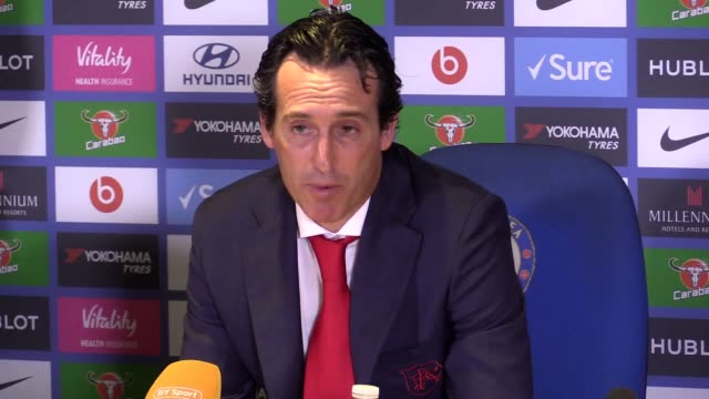 Arsenal manager Unai Emery reflects on his side's 32 Premier League defeat against Chelsea at Stamford Bridge Marco Alonso claimed the Blues' late...