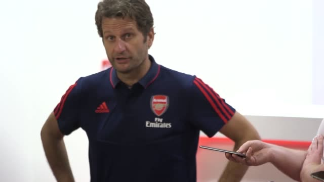 arsenal women's manager joe montemurro reflects on his side's 10 defeat to bayern munich frauen in the emirates cup the inaugural women's match in... - pressure point stock videos & royalty-free footage