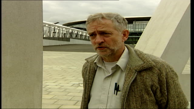 Arsenal's new Emirates Stadium London parents angry that promised sports centre never built Jeremy Corbyn MP interview SOT What we were hoping to get...