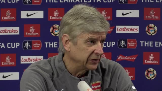 Arsene Wenger discusses Wednesday's defeat against Bayern Munich as well as his future ahead of Arsenal's FA Cup fifth round tie against Sutton United