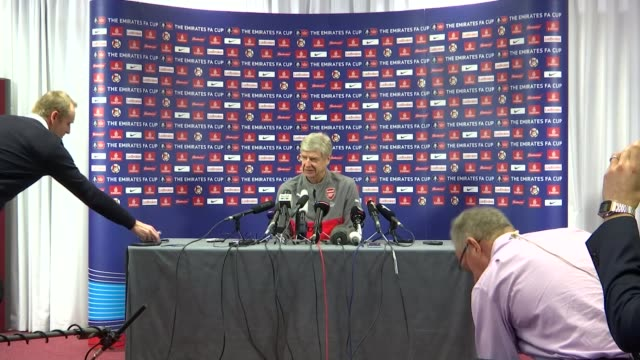 Arsene Wenger hints he could leave Arsenal at end of season Arsene Wenger hints he could leave Arsenal at end of season ENGLAND Hertfordshire London...