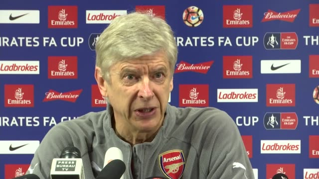 Arsene Wenger hints he could leave Arsenal at end of season Arsene Wenger hints he could leave Arsenal at end of season London Colney INT Arsene...