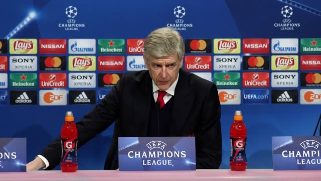 Arsene Wenger says it was a strange game as Arsenal had good chances in the first half He laments the injury to Koscielny He also says that Arsenal...