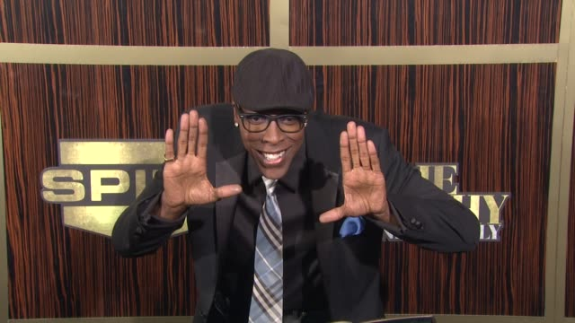 arsenio hall at spike tv's eddie murphy: one night only on 11/3/12 in los angeles, ca - arsenio hall stock videos & royalty-free footage